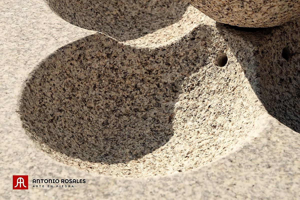 Fuentes de jardin rusticas top fuentes de jardin rusticas - Fuentes de piedra artificial ...