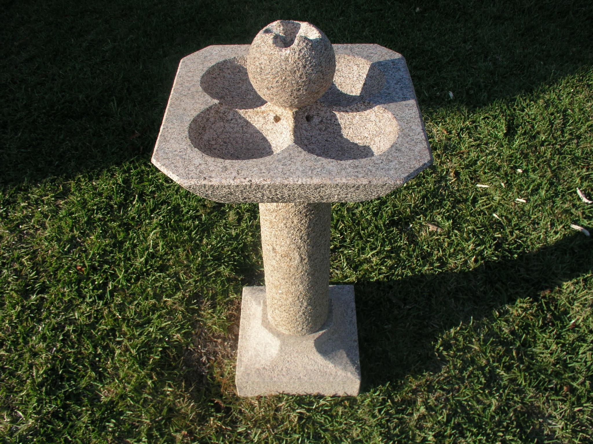 fuentes de piedras