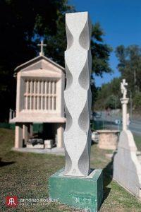 escultura-antonio-rosales-estela-fuego